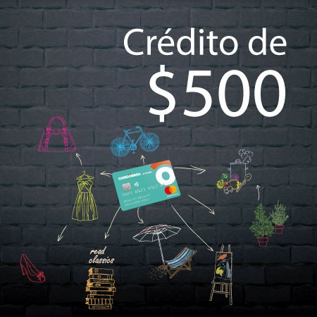 $500 de crédito en tu Cordobesa Prepaga