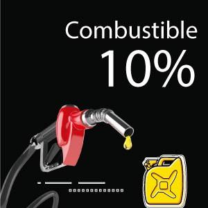 10% de ahorro en combustibles
